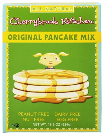 Pack of 6, 18 oz boxes GLUTEN FREE, Percent Natural Ingredients and CERTIFIED for KOSHER and VEGAN Diets. Cherrybrook Kitchen Mixes are Free from the Most Common Food Allergens (Milk, Eggs, Nuts, & Soy).