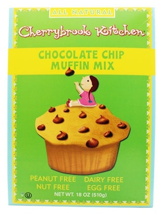Cherrybrook Kitchen - Chocolate Chip Muffin Mix - 18 oz.