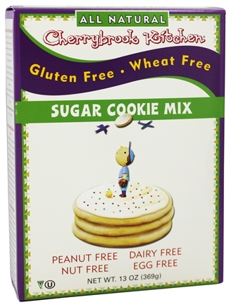 DROPPED: Cherrybrook Kitchen - Gluten Free Dreams Sugar Cookie Mix - 13 oz.