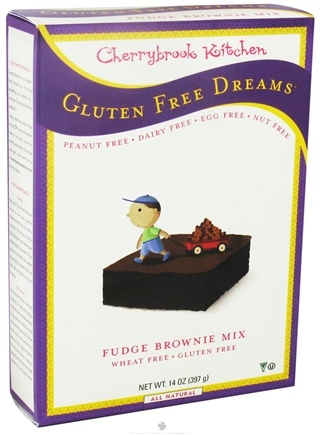 Zoom View - Gluten Free Dreams Fudge Brownie Mix