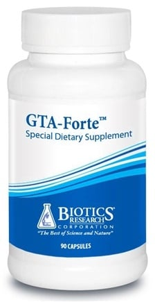DROPPED: Biotics Research - GTA-Forte - 90 Capsules CLEARANCE PRICED