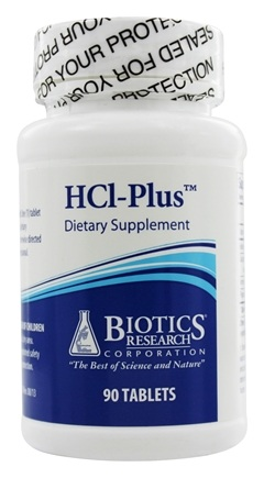 Biotics Research - HCI-Plus - 90 Tablets