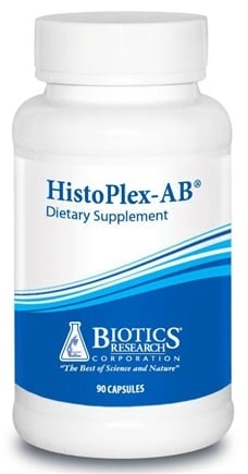 DROPPED: Biotics Research - HistoPlex-AB - 90 Capsules CLEARANCE PRICED