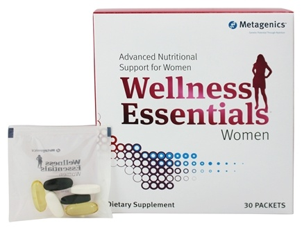 Metagenics - Wellness Essentials for Women - 30 Packet(s)