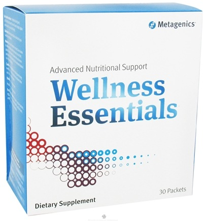 DROPPED: Metagenics - Wellness Essentials - 30 Packet(s) CLEARANCE PRICED
