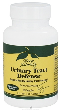 DROPPED: EuroPharma - Terry Naturally Urinary Tract Defense 700 mg. - 30 Capsules CLEARANCE PRICED