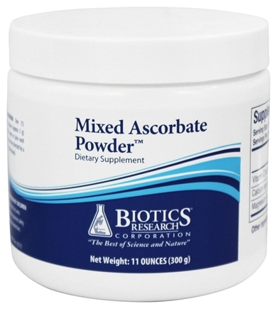 Zoom View - Mixed Ascorbate Powder