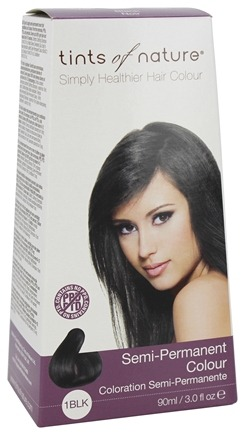 Kaufen Tints Of Nature Semi Permanente Haarfarbe 1blk Schwarz 3