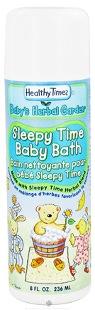 Zoom View - Baby's Herbal Garden Baby Bath