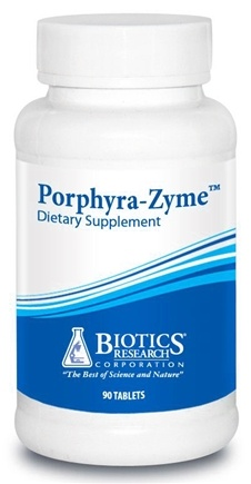 DROPPED: Biotics Research - Porphyra-Zyme - 90 Tablets CLEARANCE PRICED