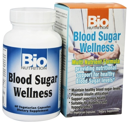 Zoom View - Blood Sugar Wellness