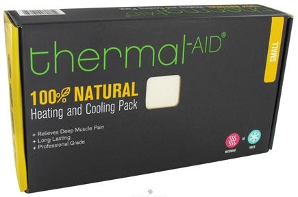 "DROPPED: Thermal-Aid - 100% Natural Heating and Cooling Pack - Small 9"" X 11"" - CLEARANCE PRICED"