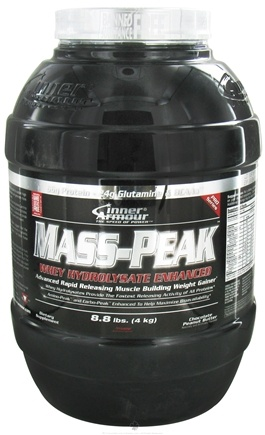 DROPPED: Inner Armour - Mass Peak Weight Gainer Chocolate Peanut Butter - 8.8 lbs. CLEARANCE PRICED