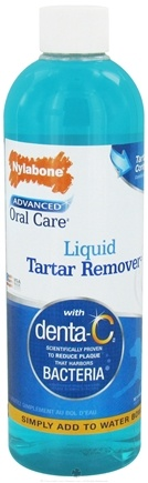 DROPPED: Nylabone - Advanced Oral Care Liquid Tartar Remover - 16 oz. CLEARANCE PRICED