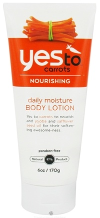 DROPPED: Yes To - Carrots Daily Moisture Body Lotion - 6 oz. CLEARANCE PRICED