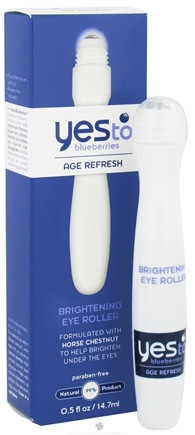 DROPPED: Yes To - Blueberries Brightening Eye Roller - 0.5 oz. CLEARANCE PRICED