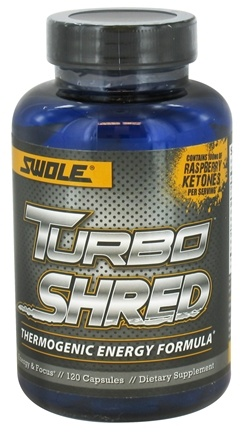 Zoom View - Turbo Shred Thermogenic Fat-Burner