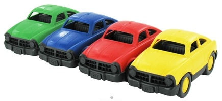 DROPPED: Green Toys - Mini Fastback Set Ages 1+ - 4 Pack