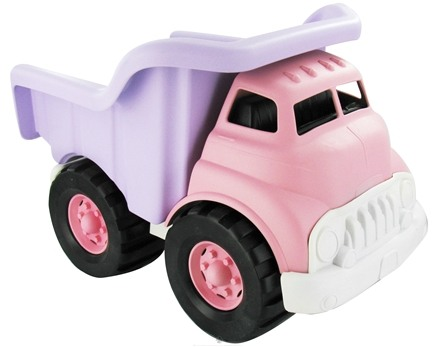 Green Toys - Dump Truck Ages 1+ Pink