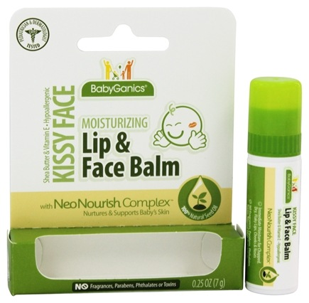 Zoom View - Moisturizing Lip & Face Balm Kissy Face