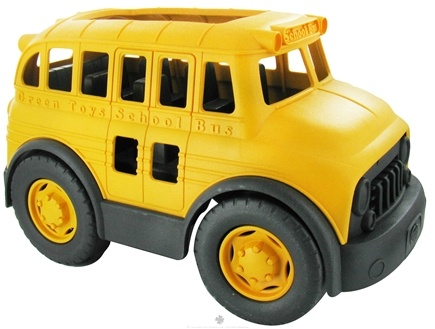 DROPPED: Green Toys - School Bus Ages 1+
