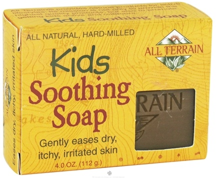 DROPPED: All Terrain - Kids Soothing Soap - 4 oz. CLEARANCE PRICED
