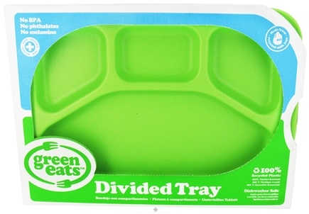 Zoom View - Divided Tray