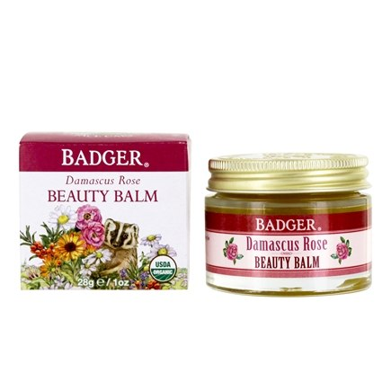 Damascus Rose Beauty Balm by badger #22
