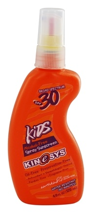 Zoom View - Performance Sunscreen Spray Kids