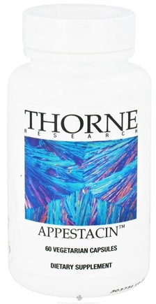 DROPPED: Thorne Research - Appestacin - 60 Vegetarian Capsules CLEARANCE PRICED