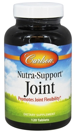 DROPPED: Carlson Labs - Nutra-Support Joint - 120 Tablets