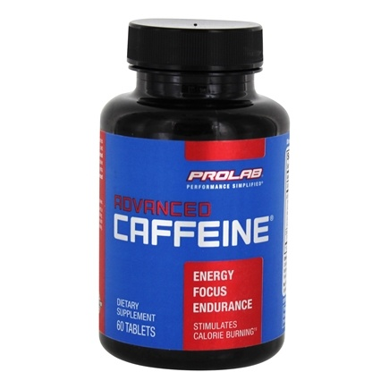 DROPPED: Prolab Nutrition - Advanced Caffeine - 60 Tablets CLEARANCE PRICED