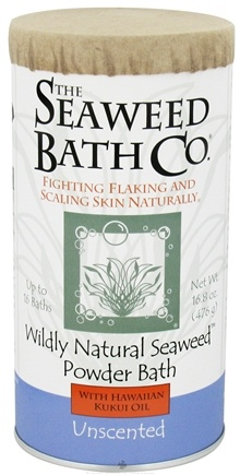 Zoom View - Wildly Natural Seaweed Powder Bath with Hawaiian Kukui Oil