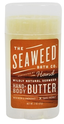 DROPPED: The Seaweed Bath Co. - Wildly Natural Seaweed Hand & Body Butter - 2 oz.