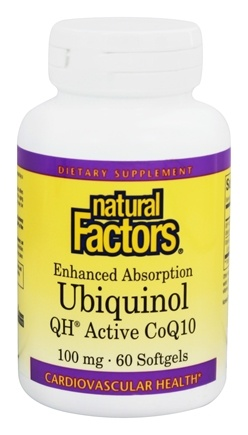 Zoom View - Ubiquinol QH Active CoQ10