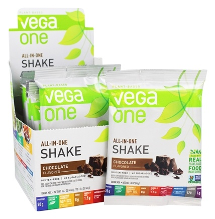 Vega - All-in-One Nutritional Shake Chocolate - 10 Pack(s)
