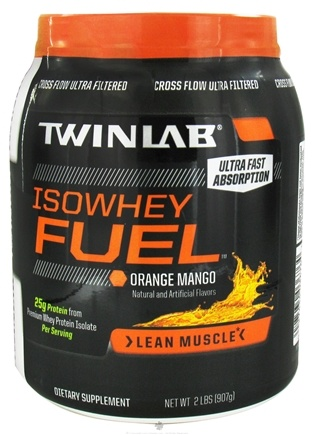 Zoom View - IsoWhey Fuel