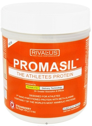 DROPPED: Rivalus - Promasil Strawberry - 1 lbs.