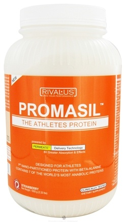 DROPPED: Rivalus - Promasil Strawberry - 2.33 lbs.