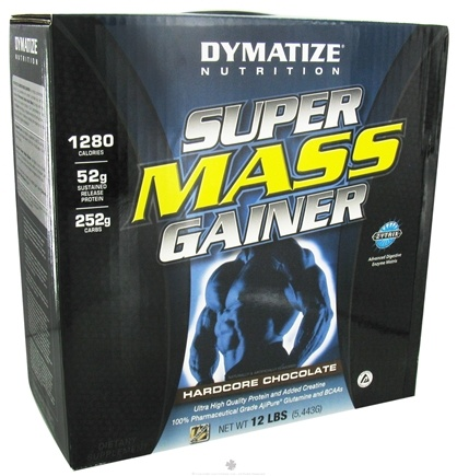 Zoom View - Super Mass Gainer Powder