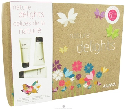 DROPPED: AHAVA - Nature Delights Gift Set - 1 Gift Set