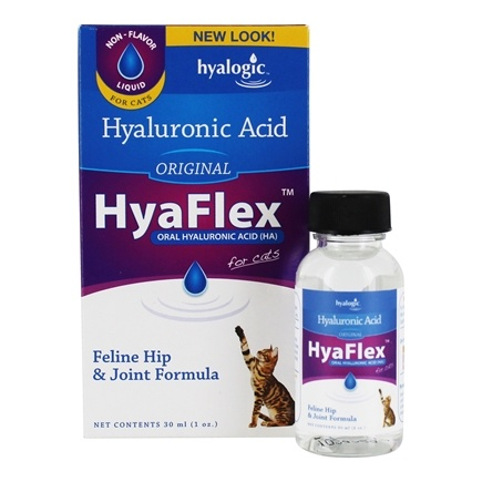DROPPED: Hyalogic - Hyaflex for Cats - 1 oz. CLEARANCE PRICED