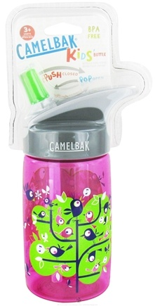DROPPED: CamelBak - Kids BPA Free Plastic Bottle Birds - 0.4 Liter(s)