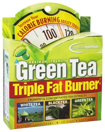Zoom View - Green Tea Triple Fat Burner