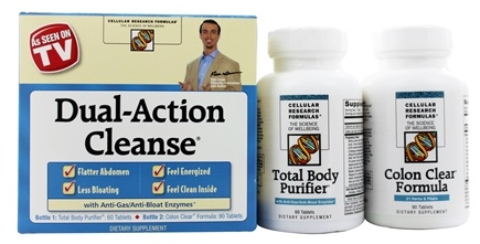 Zoom View - Dual Action Cleanse with Green Tea Bonus Kit