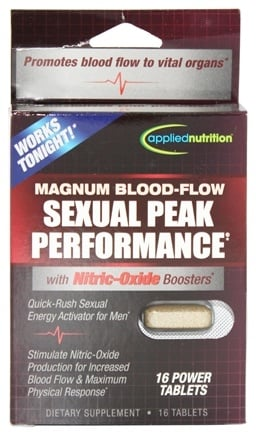Zoom View - Magnum Blood Flow Sexual Peak Performance