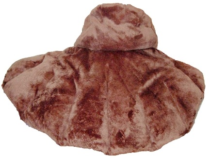Herbal Concepts - Herbal Neck & Shoulder Wrap - Dark Chocolate