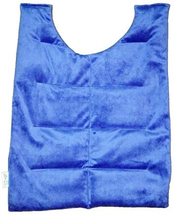 Herbal Concepts - Herbal Comfort Back Wrap - Slate Blue
