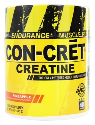 DROPPED: Promera Health - Con-Cret Concentrated Creatine 48 Servings Pineapple 750 mg. - 2 oz.