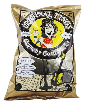 Zoom View - Original Tings Baked Crunchy Corn Sticks